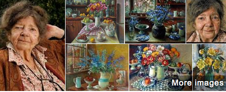 Margaret Olley . . . painter and paintings.