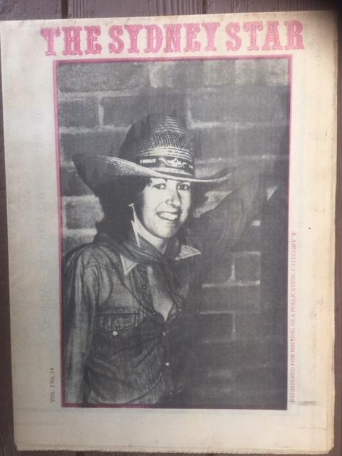 the sydney star jan 1981