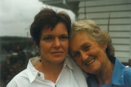 Barbara and June 2